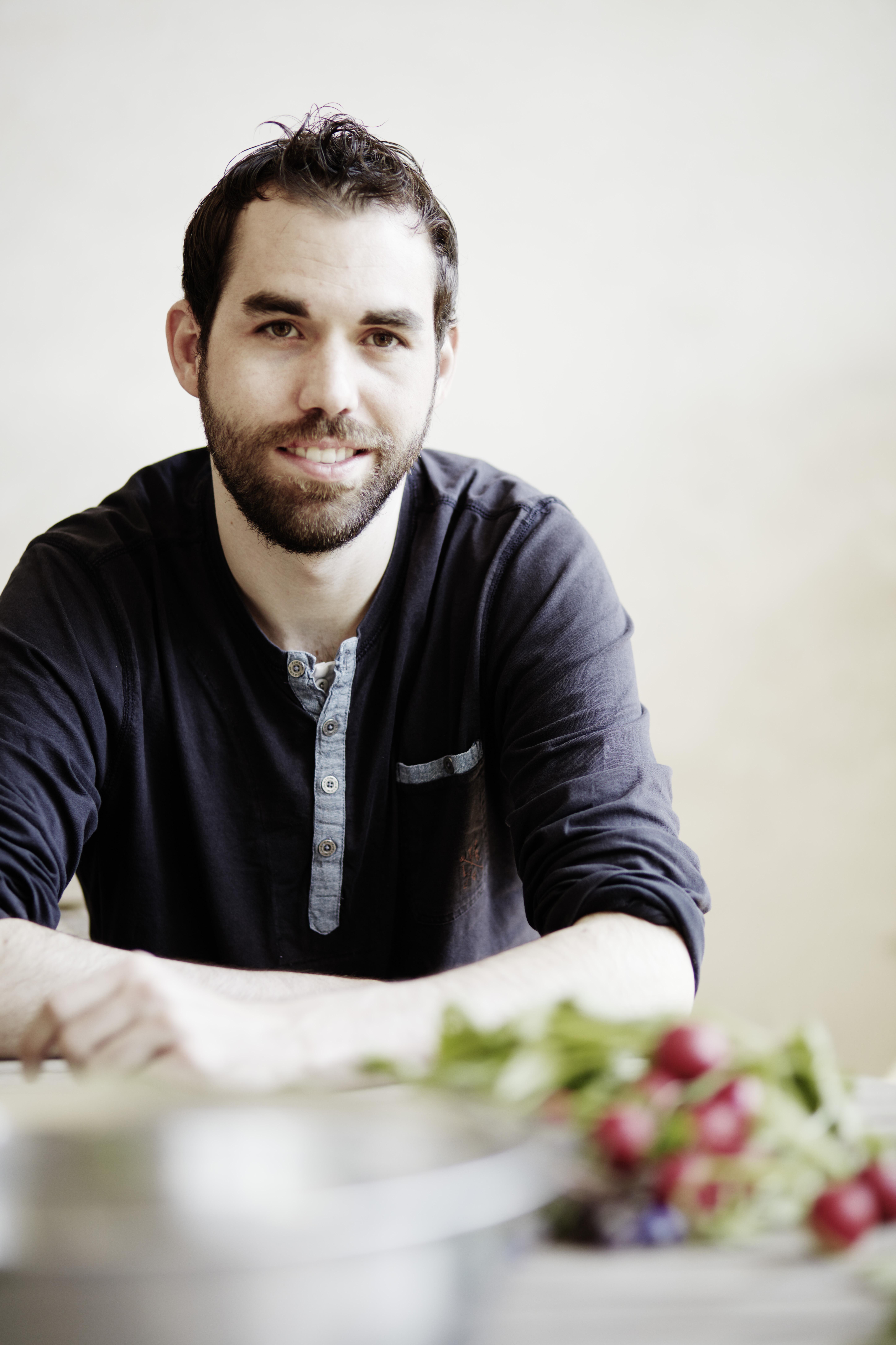 Portrait Pascal Haag Bitte Sylvan Müller als Fotograf angeben